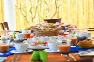 dining at amaloh
