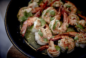 Prawns done right