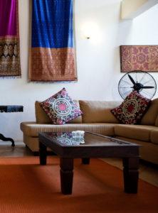 Sofa and living room