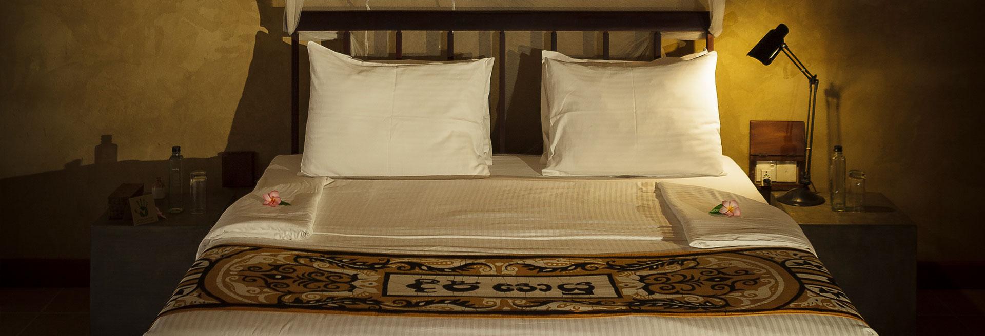 Luxury And Comfortable Double Bedroom
