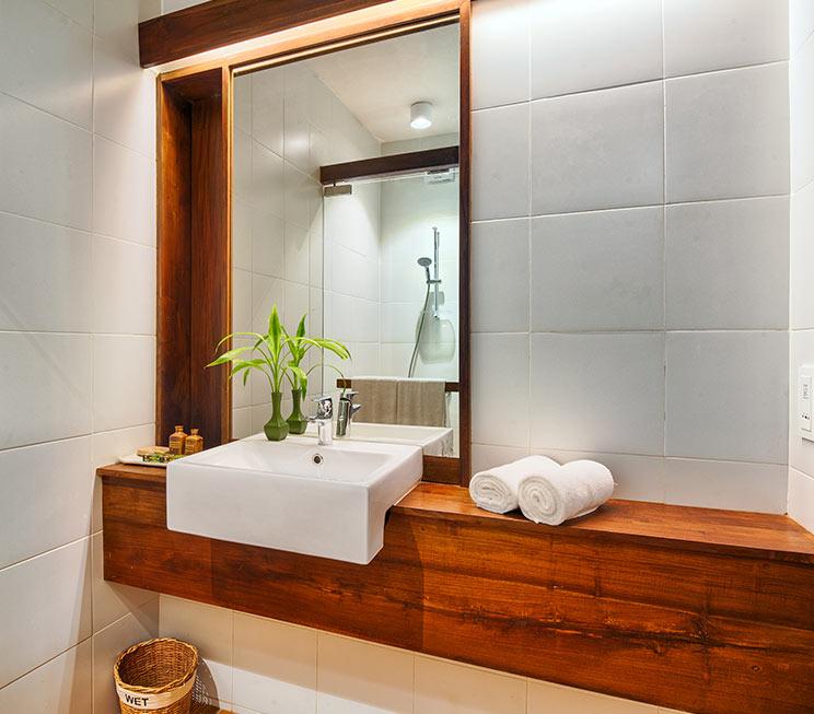 Classic Room Bathroom