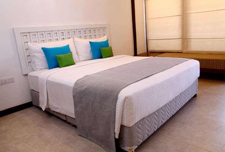 Annex room accommodation