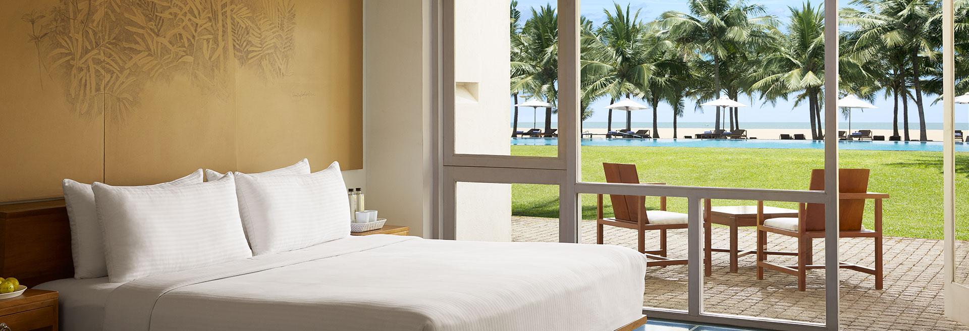 luxury deluxe room accommodation