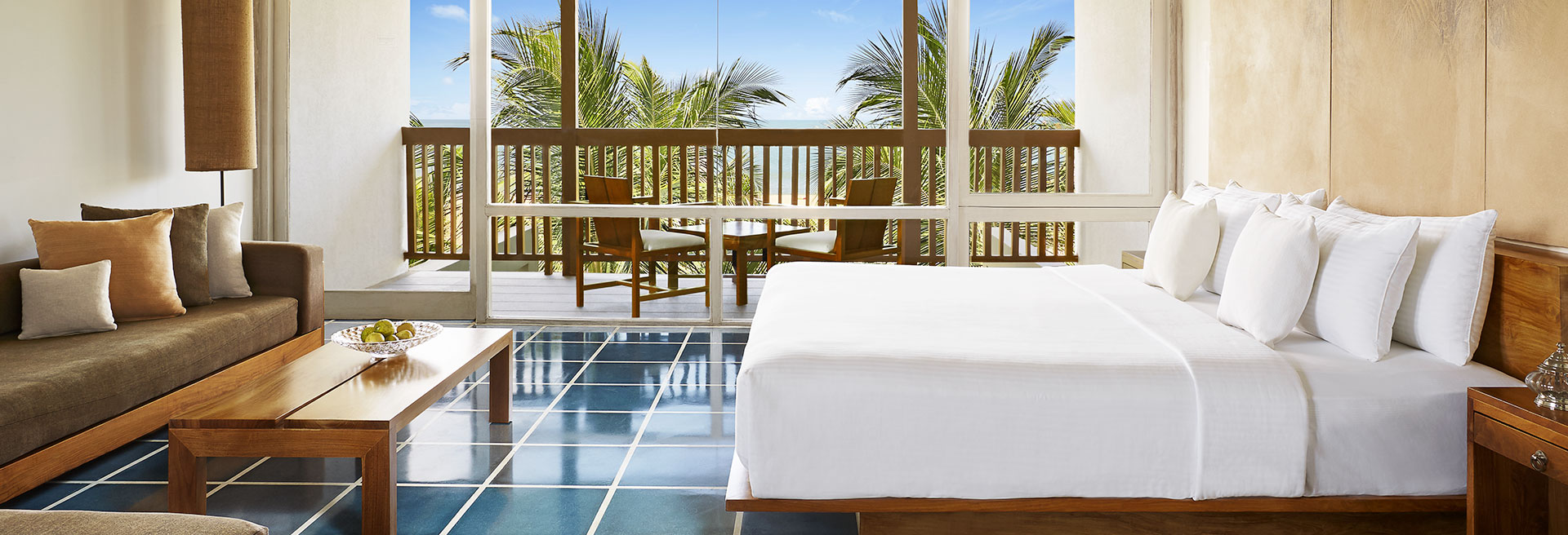 Super deluxe room in Jewting Yala with a private balcony