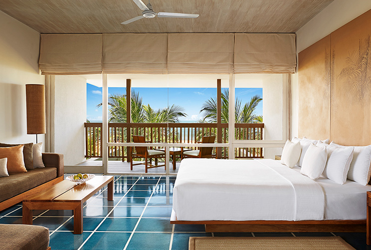 Super Deluxe Rooms Jetwing Blue Hotel Negombo