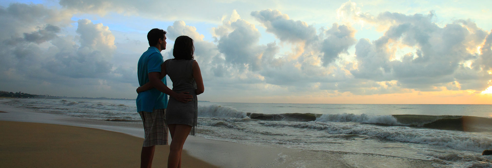 Jaffna beach