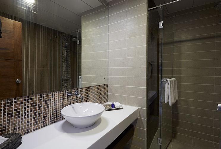 Jetwing Jaffna Hotel Bathroom Amenities