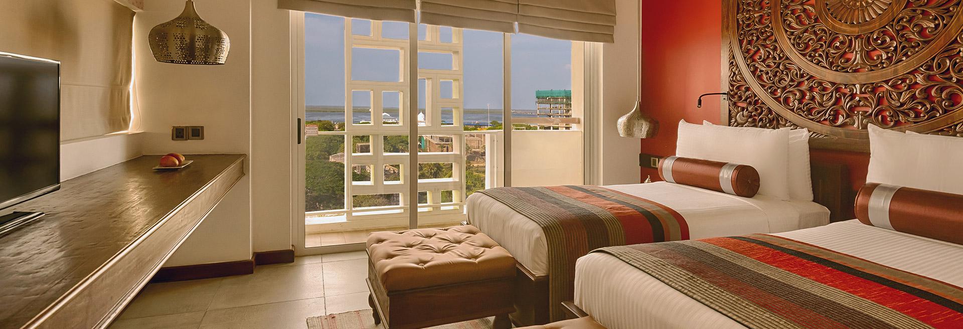 Jetwing Jaffna Hotel Luxury Accomodation