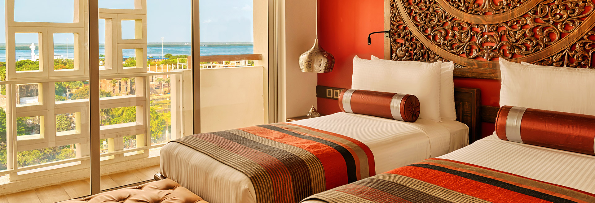 Jetwing Jaffna Hotel Double Bed