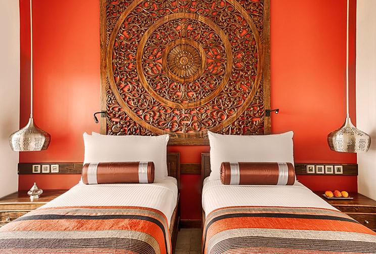Jetwing Jaffna Hotel Luxury Room