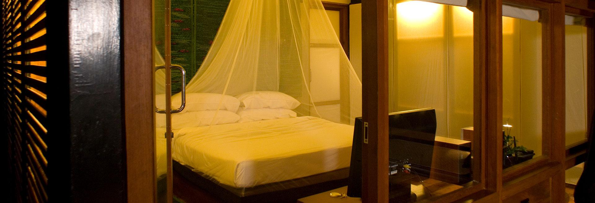 Deluxe bed