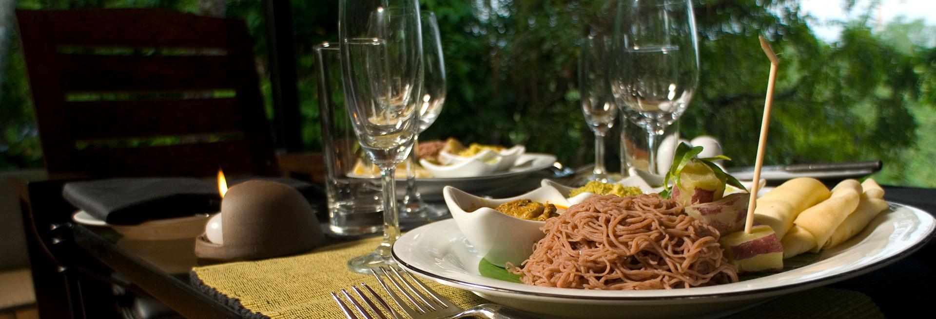 traditional sri lankan cuisine