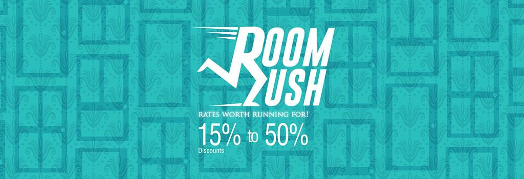 Room Rush Banner