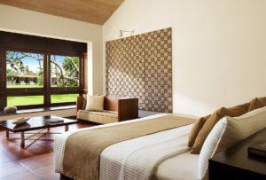 Luxury double bed
