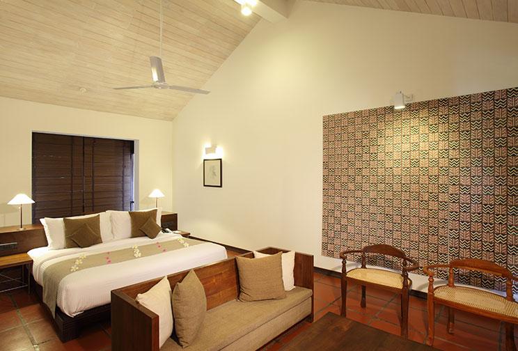 Comfortable Interior Of Bawa Room