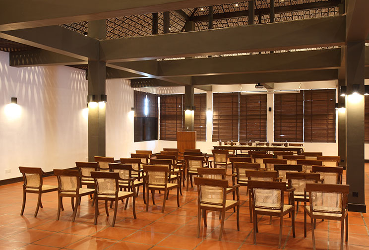 Spacious Conference Room