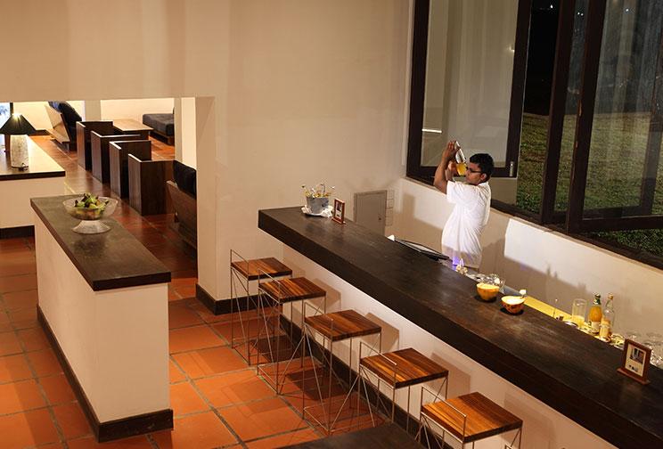 Kalapuwa Bar Interior