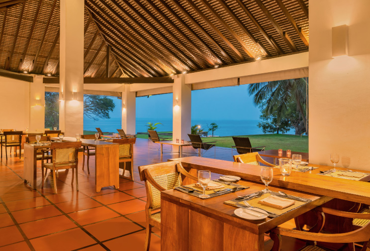 Meal For Two With Beachside View