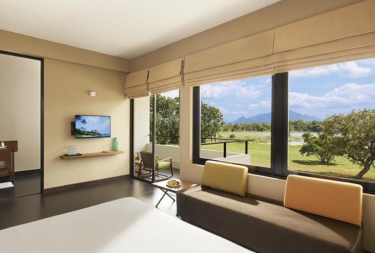 Interior - Super deluxe room