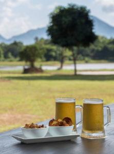 Beer mug view