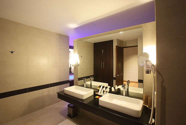 Washroom With Amenities