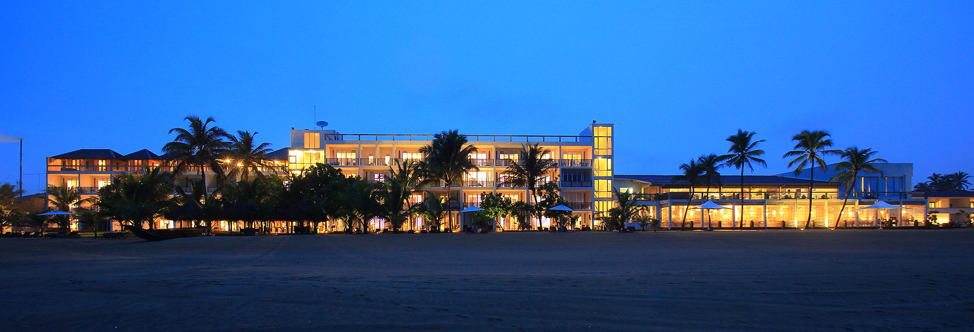 Evening Jetwing Sea Exterior