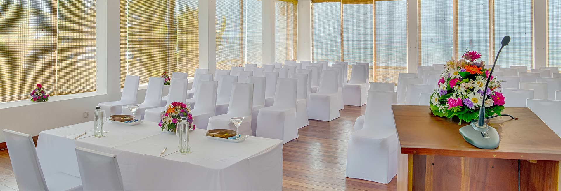 Conference room at Jetwing Sea
