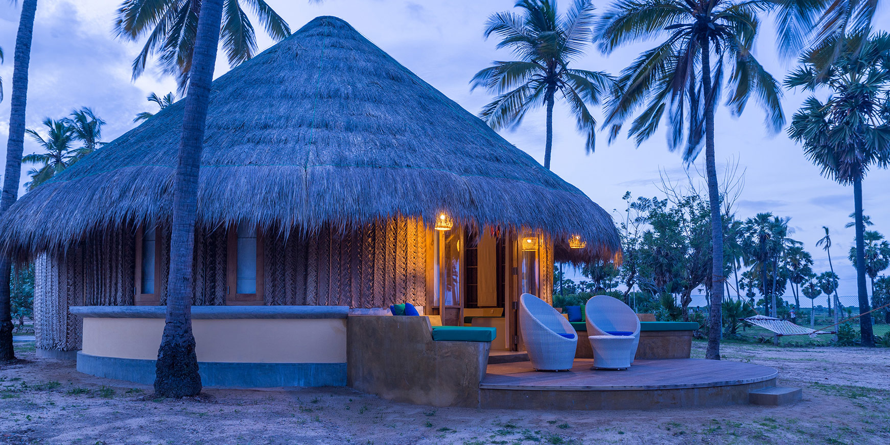 Cabana view exterior