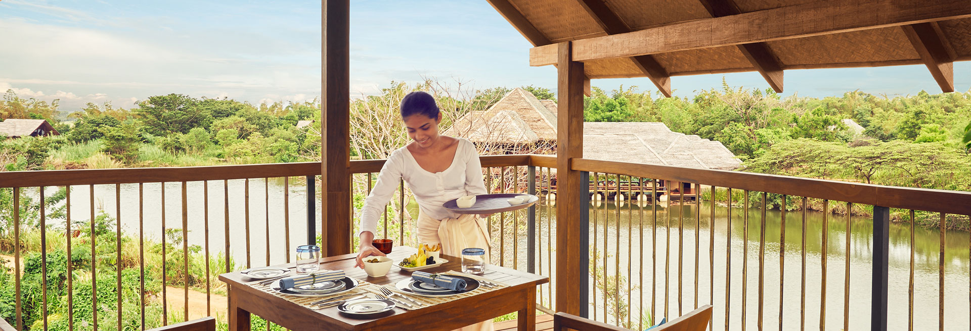Dining at Sigiriya Restaurants