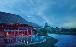 Evening View of Vil Uyana