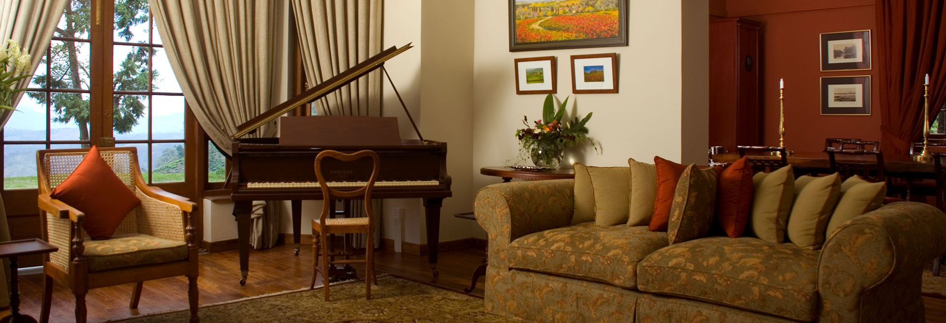 image of In-room piano