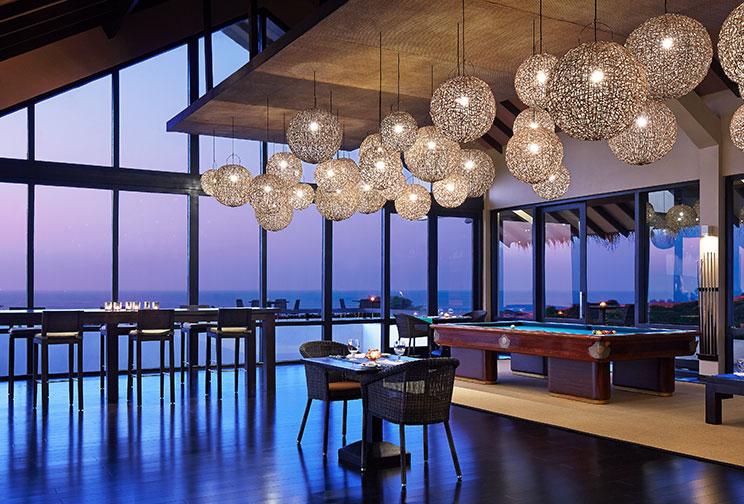 Luxury ambiance