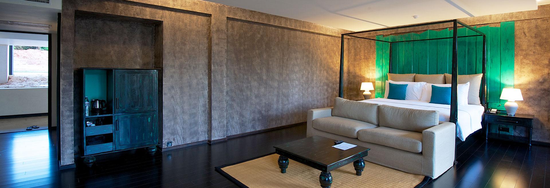 Luxury Deluxe bedroom