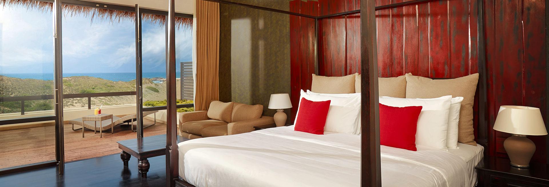 Yala national park luxury bed room accommodation