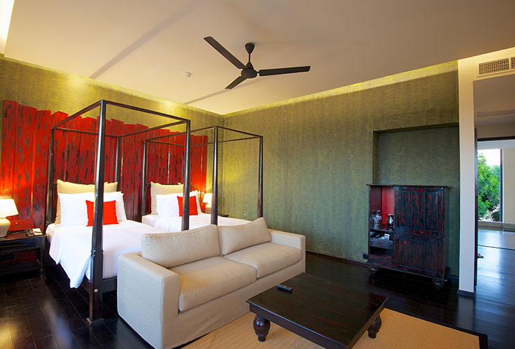 Superior room at Jetwing Yala