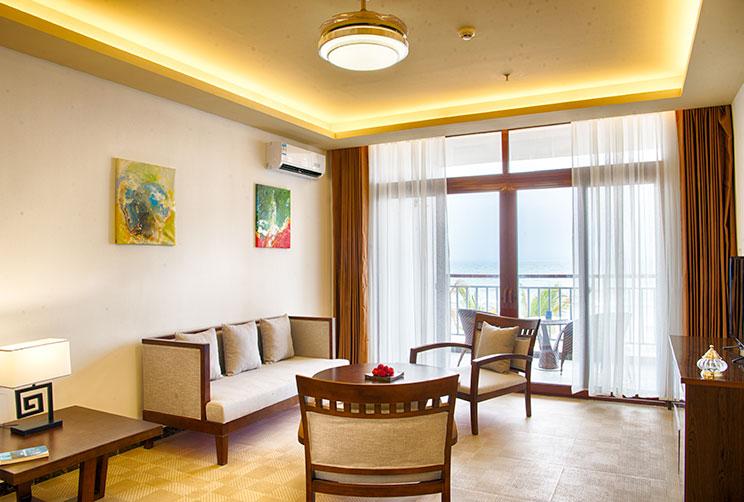 Lounge - Suite
