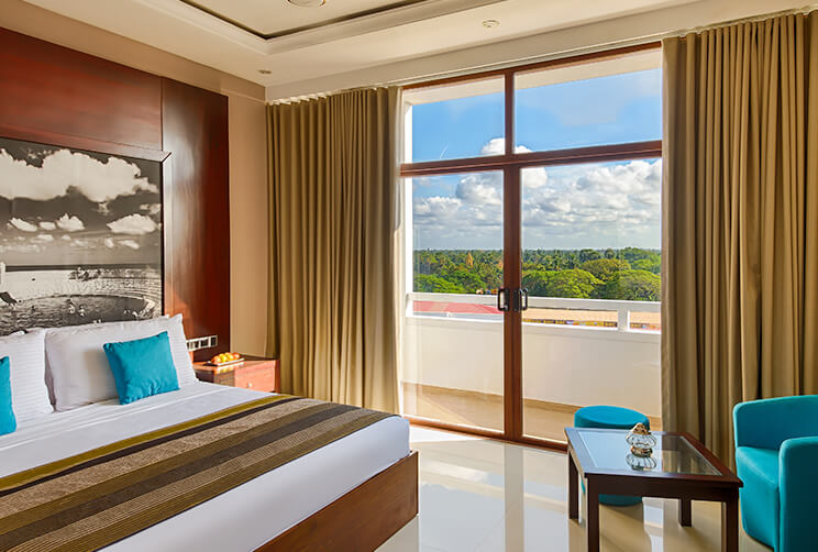 Luxury Deluxe Rooms In Jaffna Jetwing North Gate