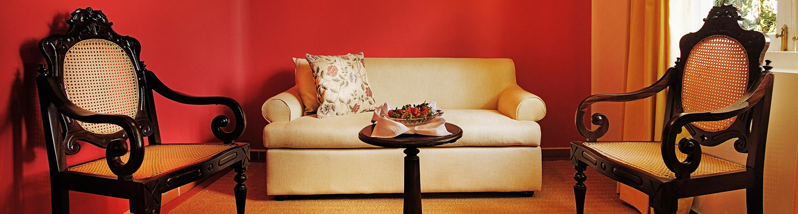 Cozy sofa at Strathdon by Jetwing