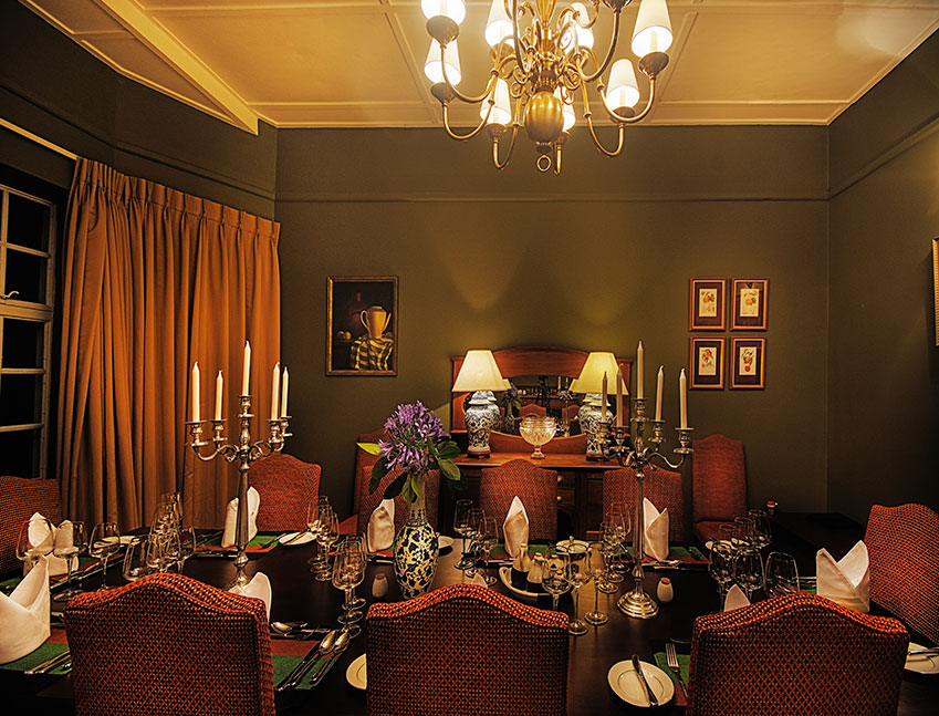 Craig Appin Dining Area