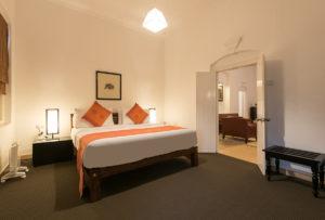 Deluxe Bedroom view