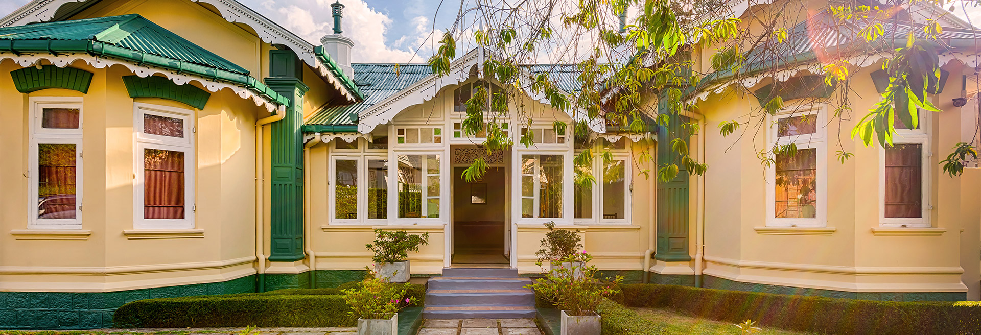 Exterior view of The Cottage by Jetwing