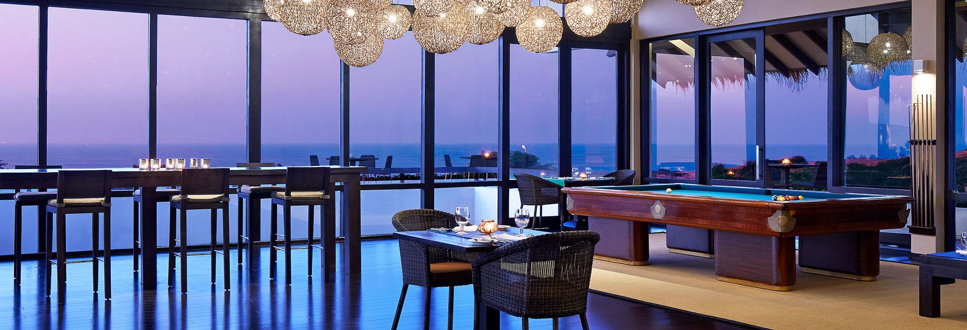Jetwing Hotels Sri Lanka Billiards Table