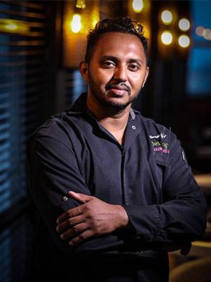 Chef Indika Bandara