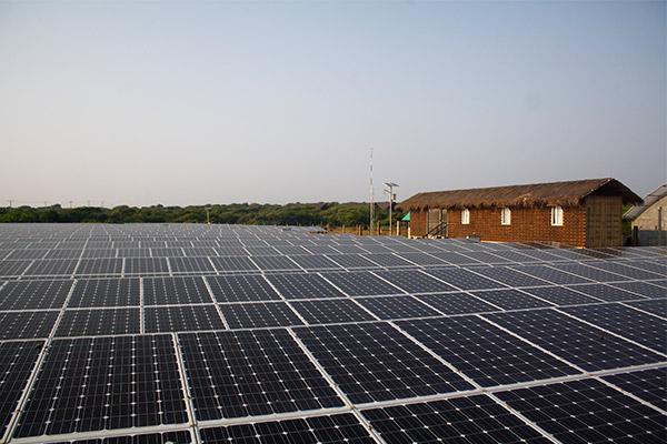 Solar PV - Jetwing Yala