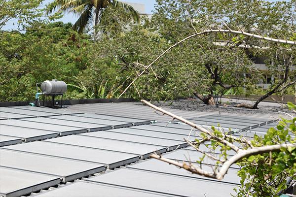 Solar PV at Jetwing Yala