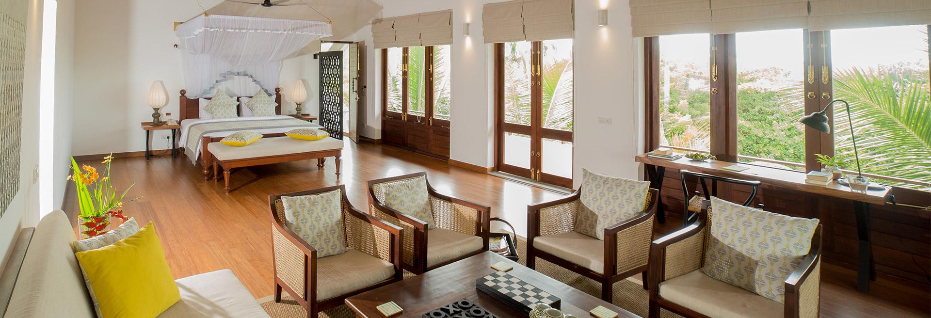 Inside Calamansi Suite