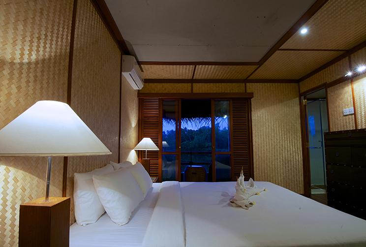 bedroom view facing the balcony